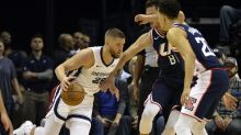 Chandler Parsons finally returned to Grizzlies lineup Friday in loss to Clippers