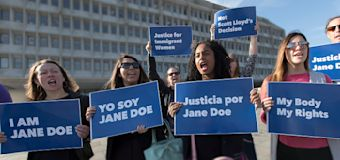 Court blocks abortion for detained teen