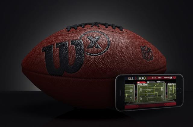 Wilson's smart football hits stores next month for $200