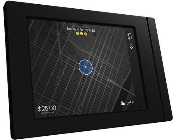 Square takes on New York taxis with new iPad-based payment system