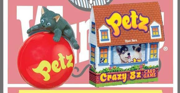 Wendy's becomes Wendy'z for Petz in-store promotion