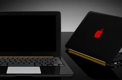 MacBook Air 2010 meets Colorware, births skinny rainbow children