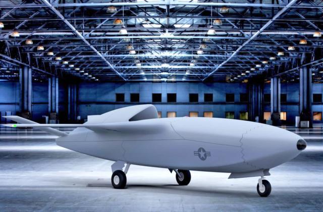 The Air Force is exploring AI-powered autonomous drones