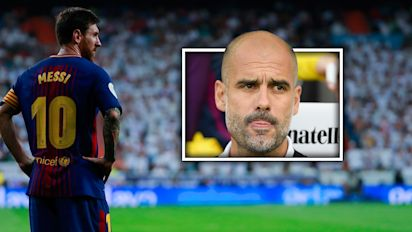 Which Man City stars could be sacrificed to make way for Lionel Messi?
