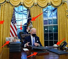 11 hidden meanings behind the personal touches in President Biden's Oval Office you may have missed