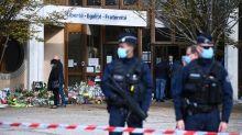 Assassinat de Samuel Paty : sept personnes, dont deux mineurs, présentées à un juge antiterroriste