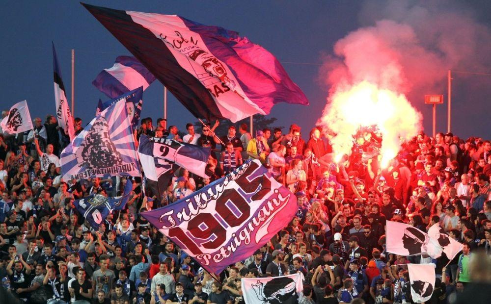Bastia-OL: le groupe de supporters Bastia 1905 se met en sommeil