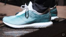 Adidas pledges to only use recycled plastics by 2024