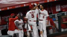Rendon homers in debut, Angels rout Mariners 10-2
