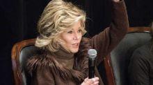 Jane Fonda Battles the Friend Zone and Toxic Masculinity in One Speech