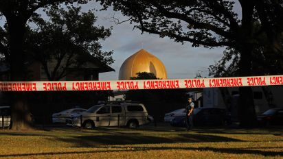N.Z. attack suspect charged with 'terrorist act'