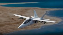 Textron divisions pair Scorpion jet with drone control capability