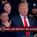 Mueller report: Cannot conclude no criminal conduct occurred