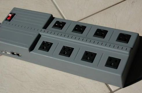 DARPA-backed Power Pwn is power strip by day, superhero hack machine by night