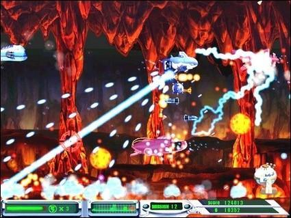 Ocean Commander the rarest of things: a disc-based Wii shmup