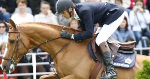Equitation - CM - Finale - Eric Navet : «Je reste un compétiteur dans l'âme»