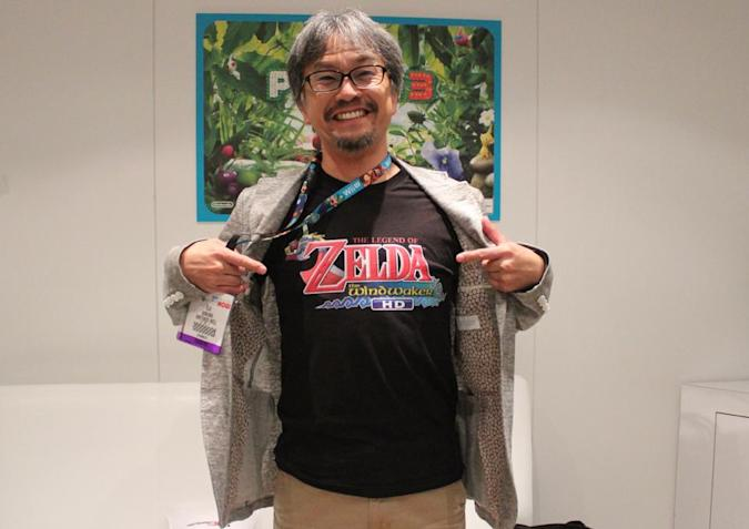 Zelda producer on Nintendo's current woes: 'If we don't change, we might die'