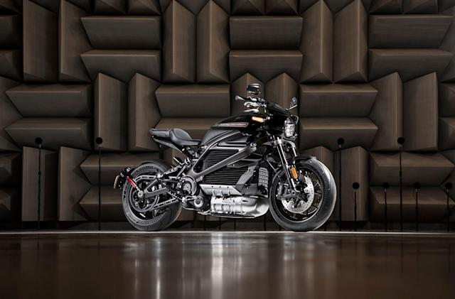Harley-Davidson plans to debut its electric motorcycle in 2019