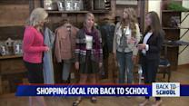 Making the Most of Back-To-School Shopping By Shopping Local