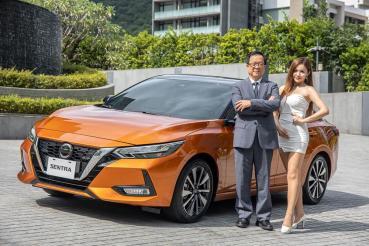 全新Nissan Sentra預售價74.9萬元起展開接單、限時再推早鳥升級6倍送優惠!