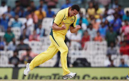 Cricket - India v Australia - First One Day International Match