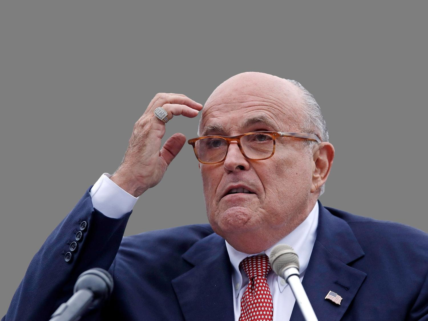 Giuliani being probed over link to gas firm in Ukraine