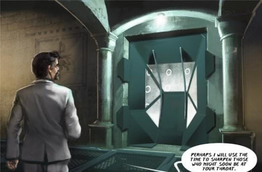 The Secret World hints at Aegis system with Issue #9