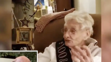 Aww! Dwayne Johnson serenades 100-year-old fan for her birthday in heartwarming video