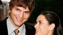 Demi Moore revela traições de Ashton Kutcher e diz que ator culpou sexo a três