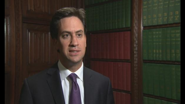 Miliband accuses PM of 'cavalier and reckless leadership'
