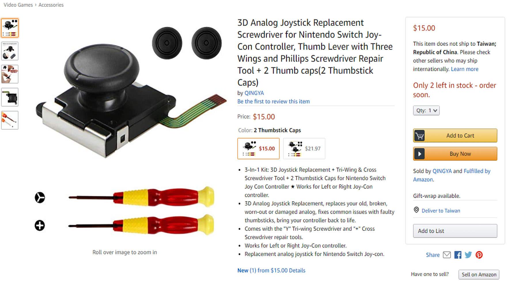 網友認為自己買自己修都比 40 美金便宜。(圖源:amazon)