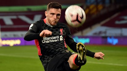 Liverpool defender Andy Robertson says players need help to manage workloads