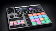 Native Instruments crams its powerful music-making software in a standalone groovebox