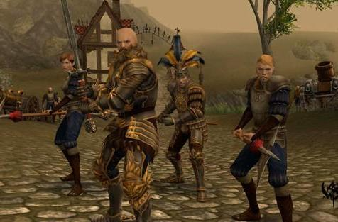 Warhammer Online Patch 1.4.4 goes live this afternoon