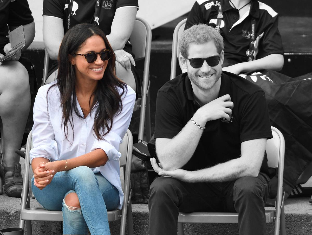 Meghan Markle is being shamed for wearing ripped jeans