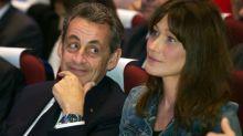 Nicolas Sarkozy s'invite dans une interview de Carla Bruni à la télévision italienne