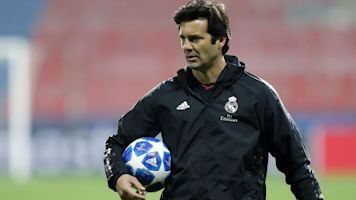 Solari named Real Madrid's permanent manager