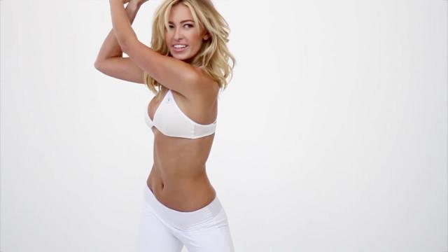 Golf Digest Cover Shoots - Behind The Scenes with Paulina Gretzky