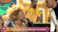 Elza Soares canta música com palavrão na Globo e é elogiada na web