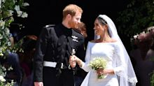 Prince Harry and Meghan's first dance song at royal wedding is shared in new book