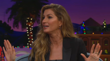 A goose almost caused Gisele Bündchen to crash the helicopter she was piloting