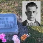Judge dismisses lawsuit from John Dillinger's family seeking to exhume gangster's Indiana gravesite