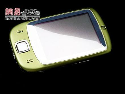 """HTC Touch, now in """"wasabi green"""""""