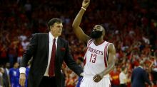 Kevin McHale thinks James Harden isn't a leader, and Harden thinks McHale's a 'clown'