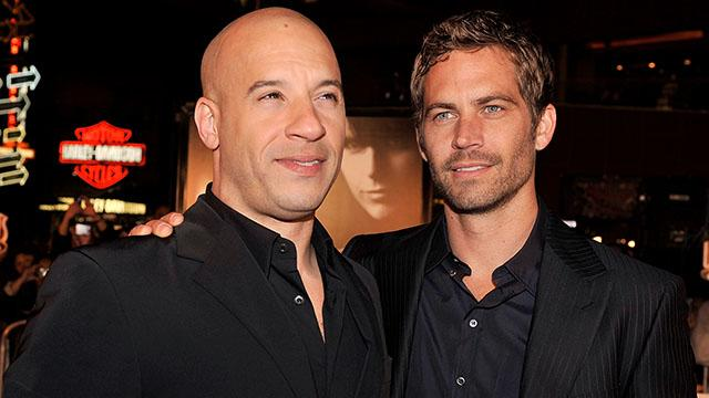 Paul and vin diesel