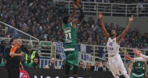 Basket - Euroligue (H) - Le Real Madrid s'impose lors de la 29e journée de l'Euroligue, pas le CSKA