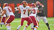 Ron Rivera backing QB Dwayne Haskins after another rough outing for Washington