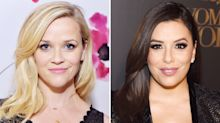 Reese Witherspoon and Eva Longoria Are Planning to Walk the Golden Globes Red Carpet Together