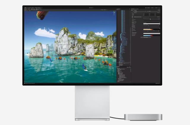Apple's new Mac Mini with M1 starts at $699