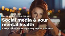 Six ways social media negatively affects your mental health